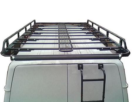 Форд транзит багажник на крышу 166