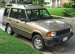 LANDROVER DISCOVERY 1series, 4/91-99